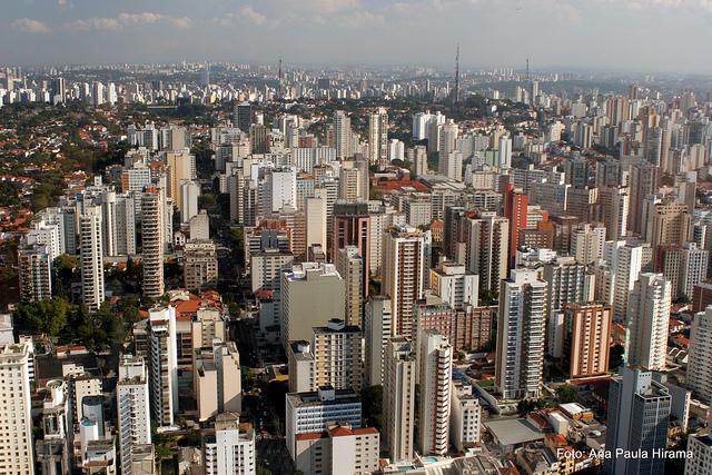 Passeio de Helicóptero em São Paulo
