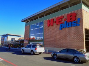 HEB store