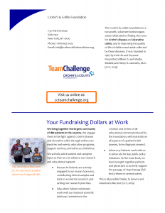 Chad Thiele's Team Challenge Newsletter Page 4
